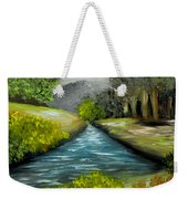 Hidden Waters Weekender Tote Bag