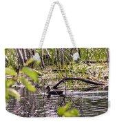 Hide And Seek Ducks Weekender Tote Bag