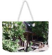 Hideaway In Locke Weekender Tote Bag