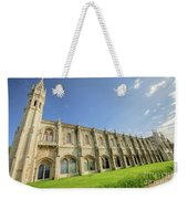 Hieronymites Monastery Lisbon Weekender Tote Bag