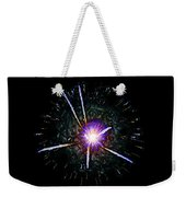 Higgs Boson Weekender Tote Bag