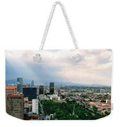 High Altitude Mexico Weekender Tote Bag