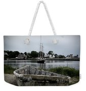 High And Dry Weekender Tote Bag