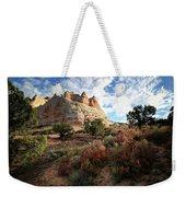 High Desert Paint Weekender Tote Bag