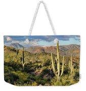 High Desert Peaks Weekender Tote Bag