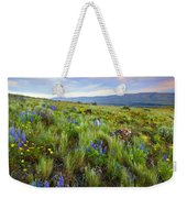 High Desert Spring Weekender Tote Bag by Mike  Dawson