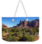 High Desert View Weekender Tote Bag