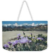 High Desert Wildflowers Weekender Tote Bag