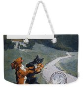 High Diddle Diddle Weekender Tote Bag by Granger