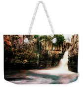 High Force With A Watercolour Effect. Weekender Tote Bag