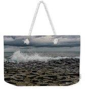 High Low Tide Weekender Tote Bag