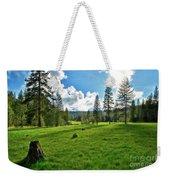 High Meadow Weekender Tote Bag