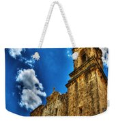 High Noon At The Bell Tower Weekender Tote Bag