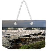 High Ocean Surf Weekender Tote Bag