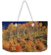 High On The Hill Weekender Tote Bag