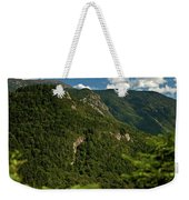High On The White Mountains Weekender Tote Bag