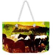 High Plains Horses Weekender Tote Bag