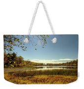 High Point Autumn Scenic Weekender Tote Bag