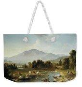 High Point  Shandaken Mountains, 1853 Weekender Tote Bag