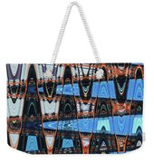 High Rise Construction Abstract # 4 Weekender Tote Bag