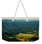 High Rocks Overlook  Weekender Tote Bag
