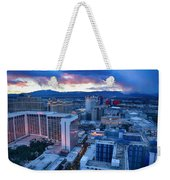 High Roller Sunset Weekender Tote Bag