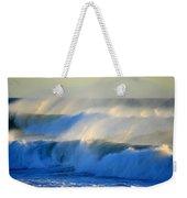 High Tide On The Atlantic Ocean Weekender Tote Bag
