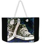 High Top Heaven Weekender Tote Bag