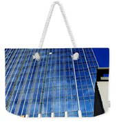 High Up To The Sky Weekender Tote Bag