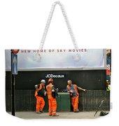 High Viz Weekender Tote Bag