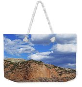 High, Wide, And Awesome Weekender Tote Bag