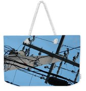 High Wire Weekender Tote Bag