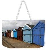 Highcliffe Huts 4 Weekender Tote Bag