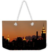 Higher And Higher Weekender Tote Bag