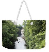 Highforce Waterfall Weekender Tote Bag