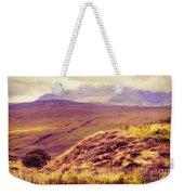 Highland Landscape Weekender Tote Bag