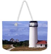 Highland Light Truro Weekender Tote Bag