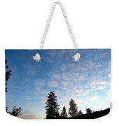 Highland Sunrise Weekender Tote Bag