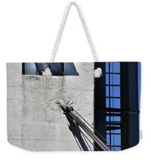 Highrise Fire Escape Weekender Tote Bag