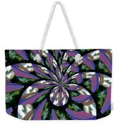 Highrise Kaleidoscope Weekender Tote Bag