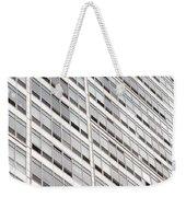 Highrise Weekender Tote Bag by Nancy Ingersoll