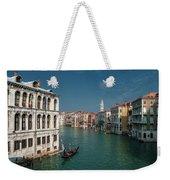 Hight Tide In Venice Weekender Tote Bag