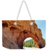 Highway 12 Dixie Tunnel Utah Weekender Tote Bag