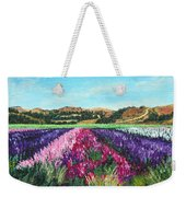 Highway 246 Flowers 3 Weekender Tote Bag