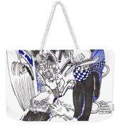 Highway Robbery American Style Weekender Tote Bag