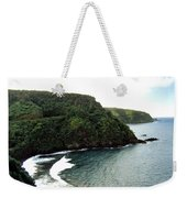 Highway To Hana Weekender Tote Bag