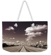 Highway To Paradise Weekender Tote Bag