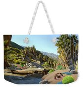 Hiking The Canyons Weekender Tote Bag