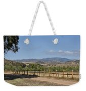 Hiking Trail To Peters Canyon Weekender Tote Bag