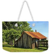 Hill Country Barn Weekender Tote Bag